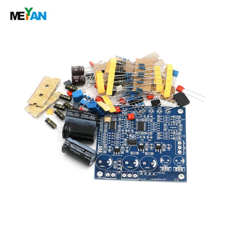 24 BIT 192K HZ DAC CS8416+AK4396+NE5532P SPDIF To audio output DAC DIY Kit(China (Mainland))