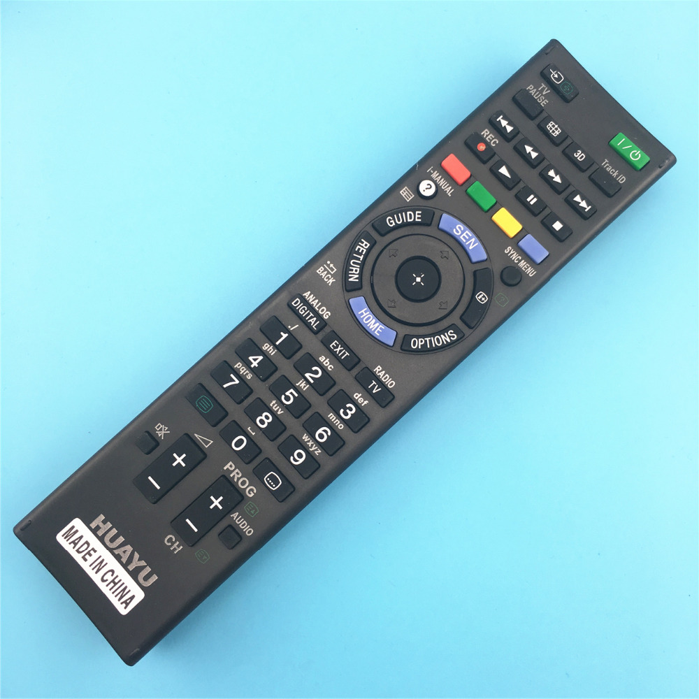 universal remote control suitable for Sony tv LCD TV 3d led smart RM-YD018 and more RM-GD001 RM-GD003 RM-ED012(China (Mainland))