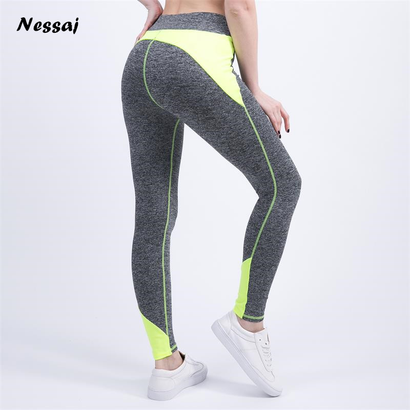 Nessaj Lady Leggings For Female Women High Waist Clothing Sexy Pants Warm Legging Workout Activity Bodybuilding Jegging Clothes(China (Mainland))