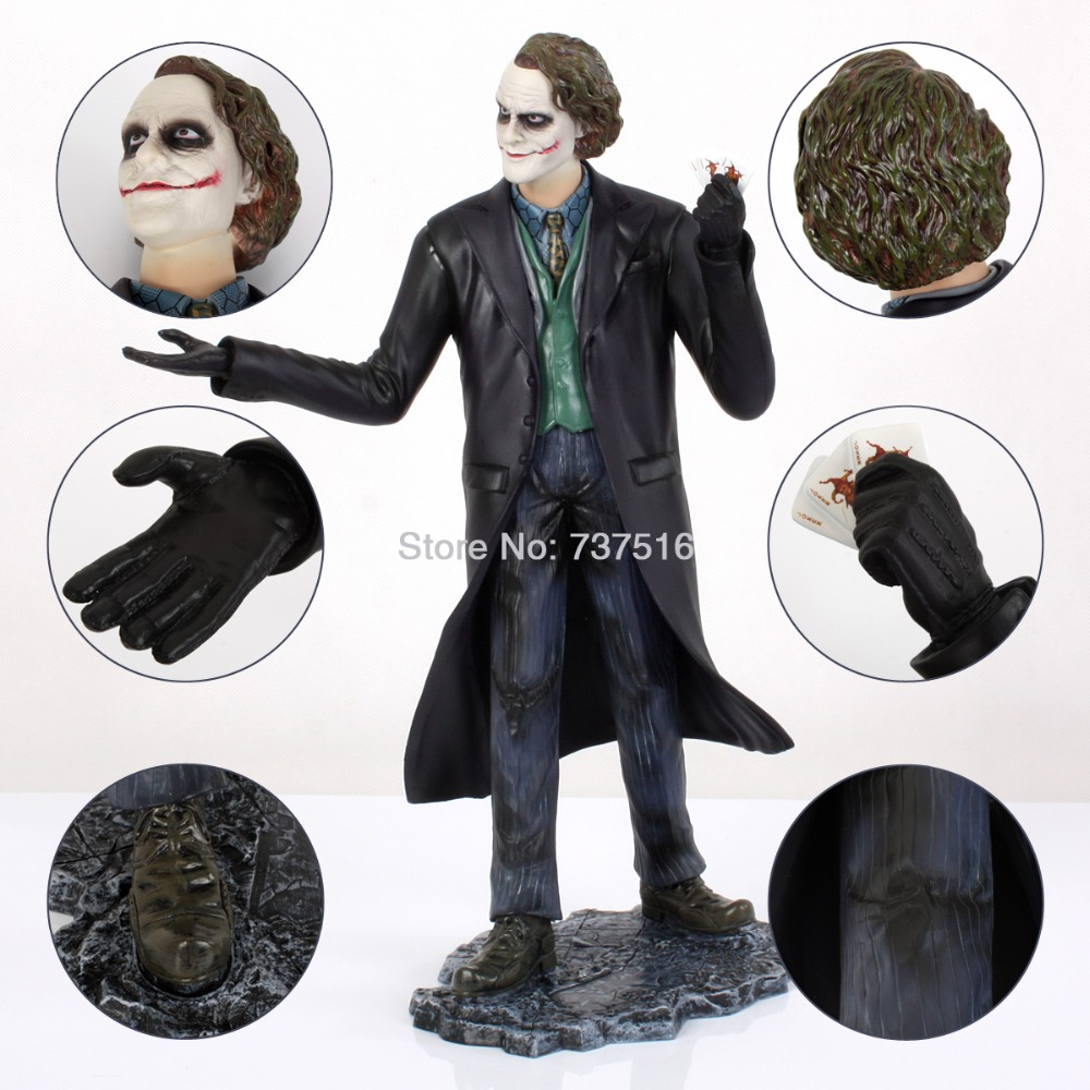 New 15 The Dark Kinght The Joker 1/6 Resin Action Model Figure Rare Favorite Products<br><br>Aliexpress