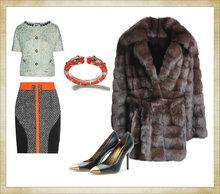 European Elegance Real Whole-hide Sable Fur Coat Nobility Luxury Garment /Free shipping   QD23124  A  G(China (Mainland))
