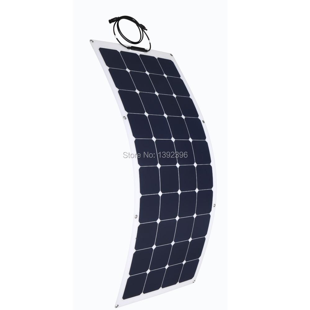2016 100W Solar Module Refrigerator High Efficiency PV Thin Film Solar Panel Solar Power System(China (Mainland))