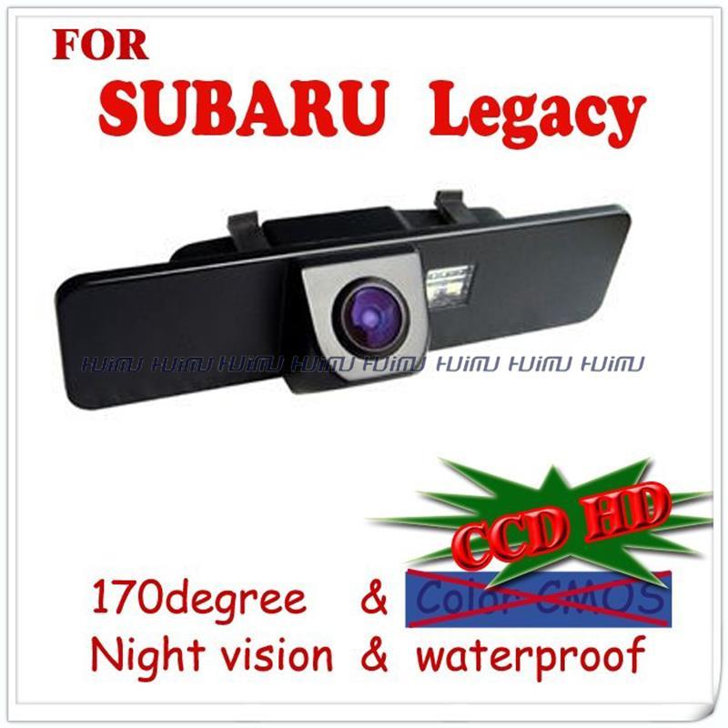 car rear camera car monitor parking system backup viewer reversing monitor rearview camera for subaru Legacy night vision(China (Mainland))