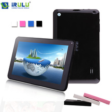IRULU Tablet X1a New 9″ 8GB Google Android 4.4 Kitkat Quad Core PC Computer Bluetooth 3G External Dual Cameras 2014 Hight End