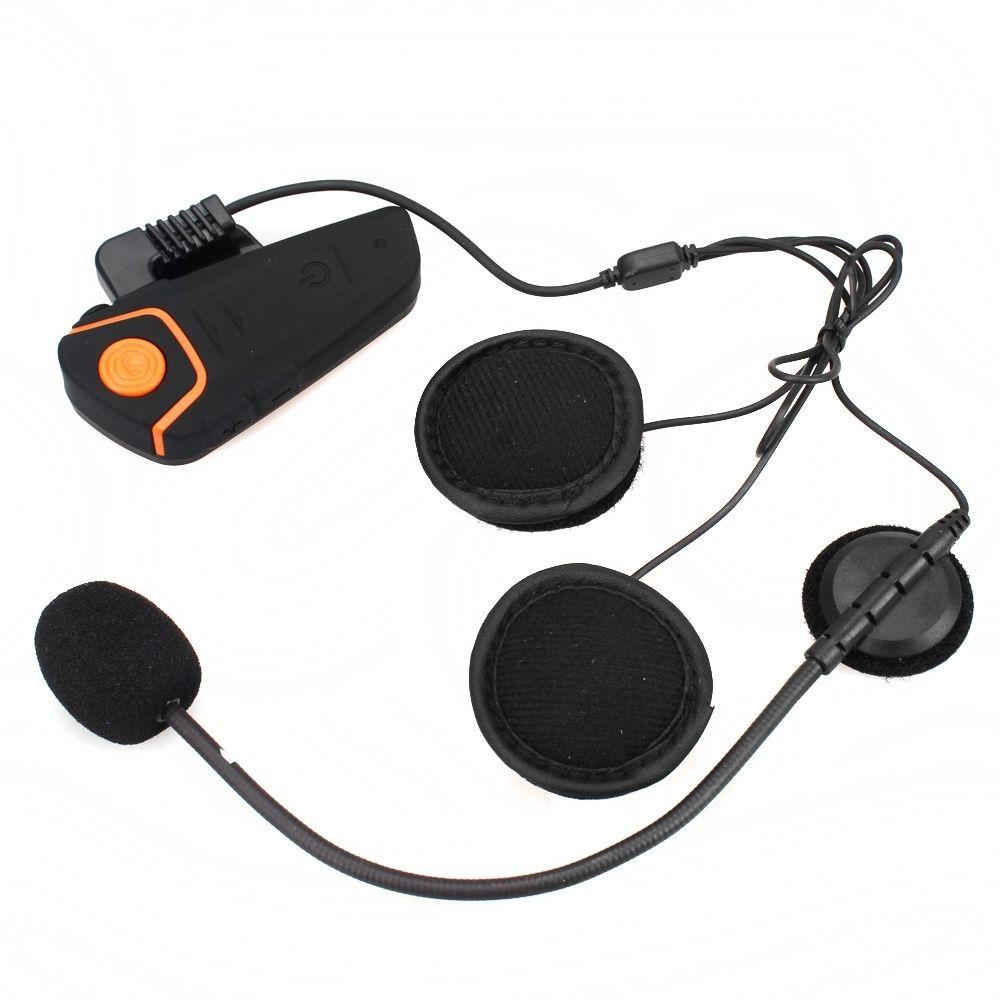 Free Shipping! BT-S2 1000m Motorcycle Helmet Bluetooth Headset Interphone Intercom Waterproof FM Radio Music Headphones GPS<br><br>Aliexpress