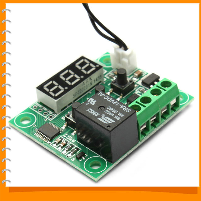 W1209 DC 12V -50 to +110 Temperature Control Switch Thermostat Thermometer<br><br>Aliexpress