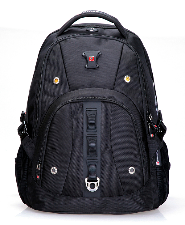 Swisswin tactical business laptop backpack space school mochila fashion outdoor bag hot sale free shiping 2015 brand new(China (Mainland))