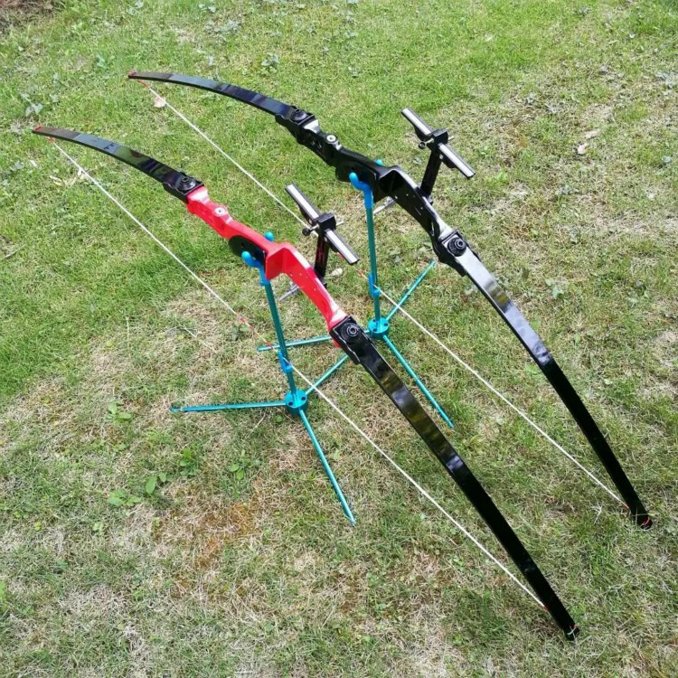 "HTB1O  cNFXXXXXPaXXXq6xXFXXXi - 53"" 30lbs 40lbs Takedown Straight Bow Longbow Recurve Bow Outdoor Hunting Bow Gym Archery Target Shooting Practice Game Bow"