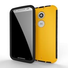 For Motorola Moto X2 case neo hybrid slim armor Silicone tpu+pc Surface waterproof hard case for moto x+1 2nd Gen XT1097 fashion
