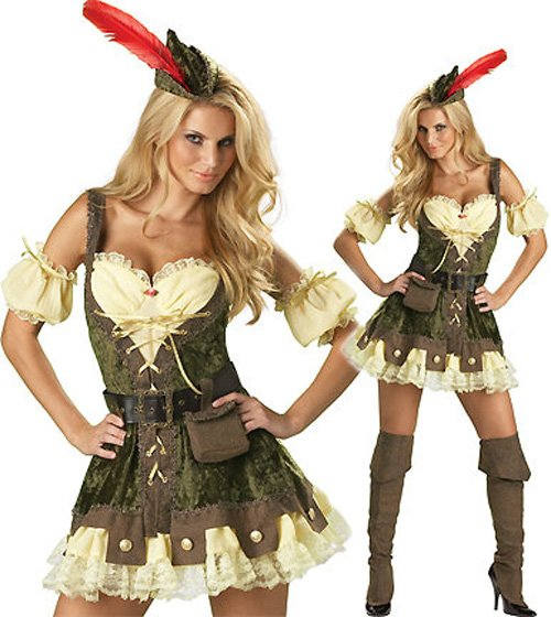 Camouflage Spy Clothing Halloween Pirate Costumes HS066(China (Mainland))