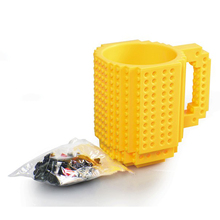 Buy New Fashion Creative Drinkware Building Blocks Mugs DIY Coffee Cup Block Puzzle Mug 350ml Personality Water Cup for $6.20 in AliExpress store