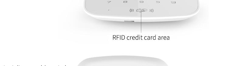 Купить G19 Беспроводной и Проводной Домашней Безопасности GSM Сигнализация датчик вскрытия Samrt Сигнализации Android IOS APP Пульт Дистанционного Управления RFID Карты рука Снятия С Охраны