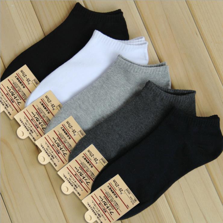 Hot sale! 1lot=20pcs=10pair Spring Summer and Autumn Women Socks / Cotton Boat Socks Men socks Wholesale