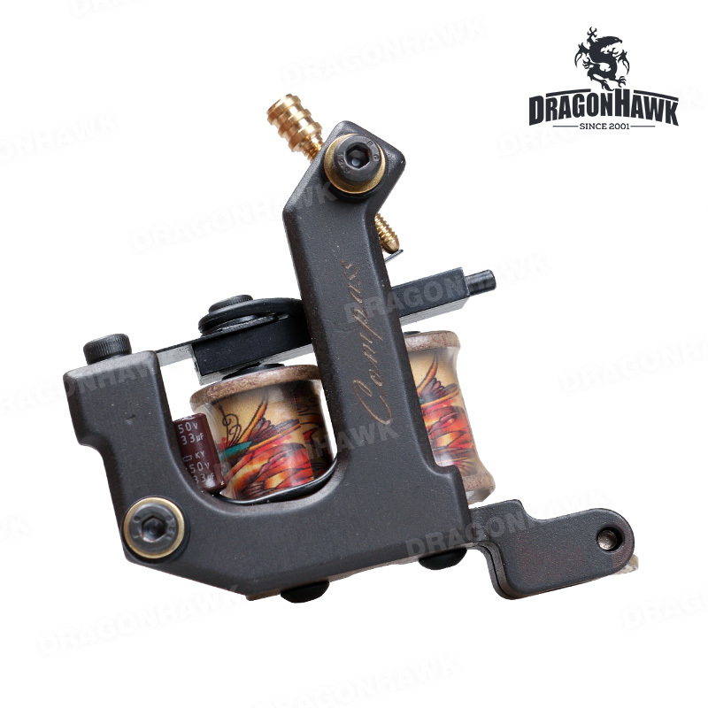 Free ship top professional tattoo machine tattoo guns for Tattoo gun prices