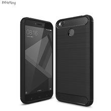 Buy Xiaomi Redmi 4X Case 5.0inch Silicone Soft TPU Brushed Carbon Fiber Texture Xiaomi Redmi 4 X Phone Protective Case for $2.71 in AliExpress store