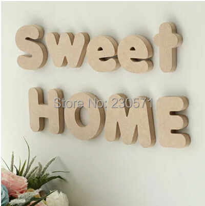 wood alphabet letters wholesale 3
