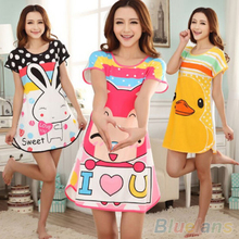 Ночные сорочки OEM от U Fashion Forever для Женщины, материал Хлопок артикул 32313555618