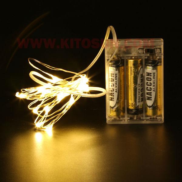 Warm White LED String Light