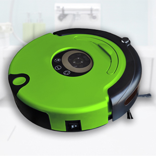 2 in 1 vacuum and mops cleaner,Home floor machines, smart cleaner (Sweep,Vacuum,Mop,Sterilize)Virtual Wall,Self Charge(China (Mainland))