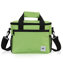 24*16*19 CM Large Insulated Thermal 600D Material Cooler Bag for Food Storage, Picnic, Sport Ice Bag Men Women Tote Handbags(China (Mainland))