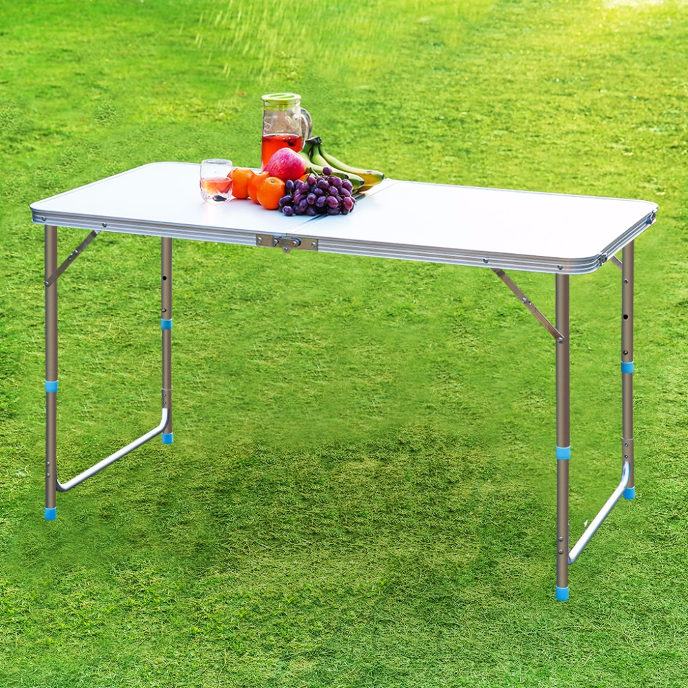 Finether Folding Outdoor Table Ultralight Height  : Finether Folding Outdoor Table Ultralight Height Adjustable Aluminum Portable Table for Dining Picnic Camping BBQ Party from www.aliexpress.com size 1000 x 1000 jpeg 431kB