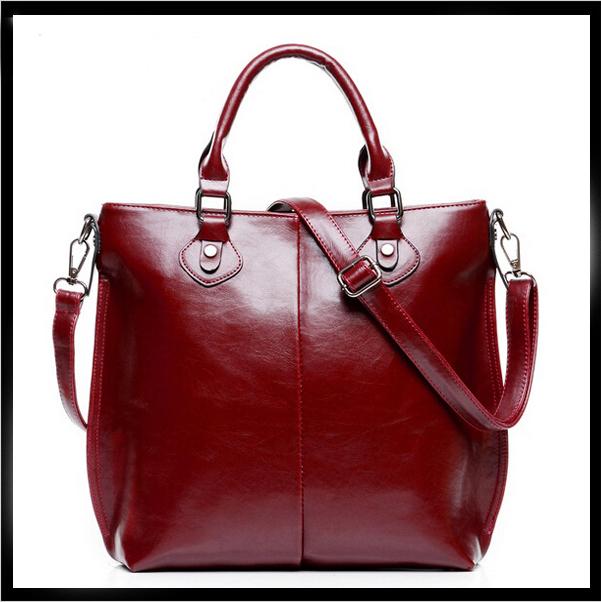 Women Bag Fashion Women Handbag Brand Quality Leather vintage Shoulder Bags Hot Tote<br><br>Aliexpress