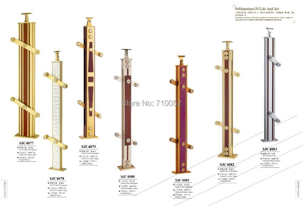SJC4083 CustomizeAL-MG ALLOY stair armrest fence guardrail railing AL-MG ALLOY SERIES<br><br>Aliexpress