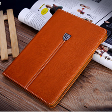 Luxury Noble Business Shockproof Flip Wallet Stand Cover Vintage PU Leather Case For iPad mini 1/2/3 Retina Shell drop shipping(China (Mainland))