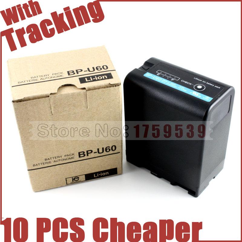 Фотография BP-U60 BPU60 BP U60 U30 U62 U90 Camera Battery for SONY PMW EX280 EX1R EX160 EX3 F3 280 260 FS7 EX1 EX7 EX3R