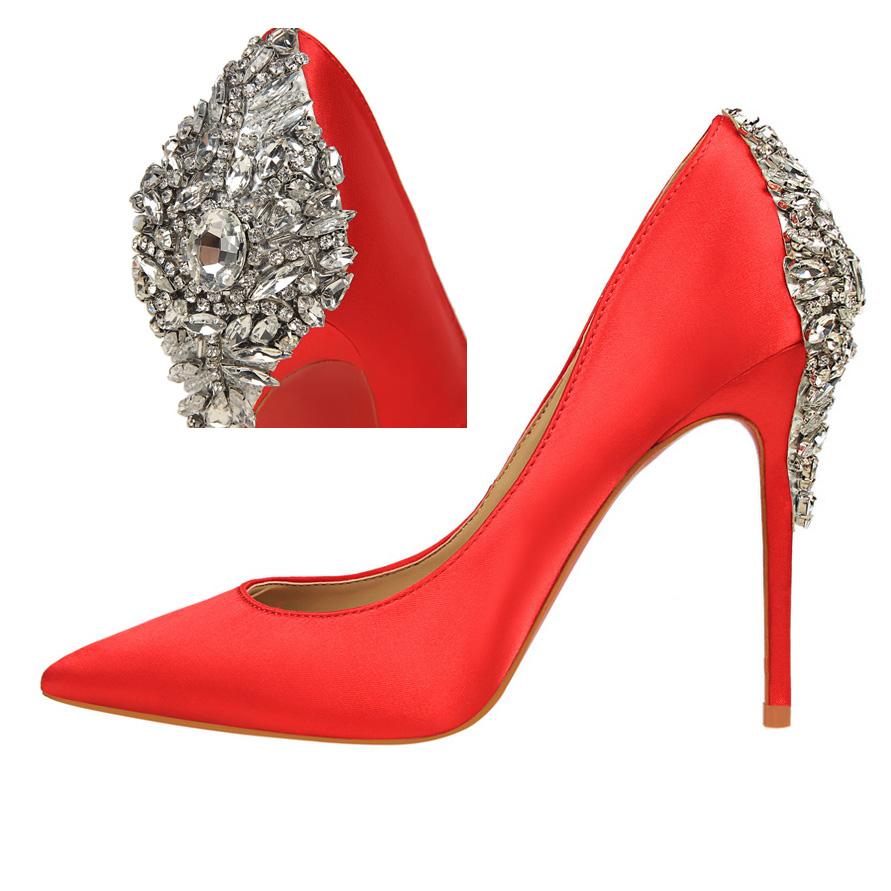 Stiletto Heel Pumps Shoes