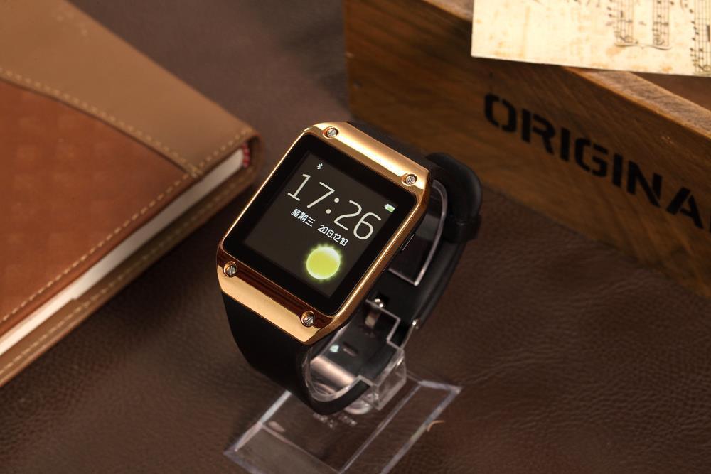 2015 мода марка наручные часы Bluetooth смарт часы для ...