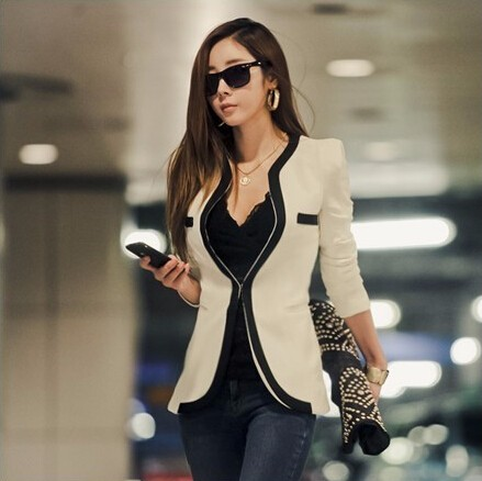 Top Trendy Jacket Blaser Feminino Work Suits for Women OL Style Blazers Jackets Female Suit Jacket Coat