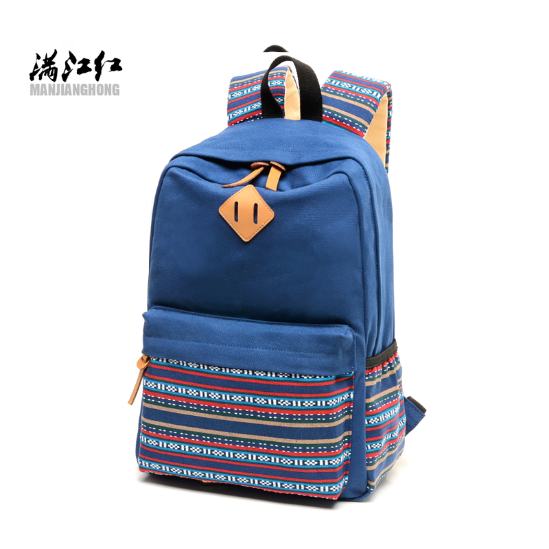 New Hot Brand Canvas Backpack Bag For Laptop 14 inch,Travel, Business,Office Worker Bag, School Pack.Free Drop Shipping 1243(China (Mainland))