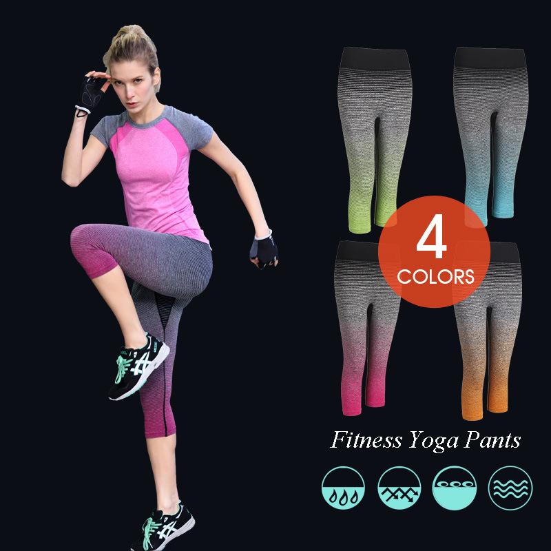 Yoga pantalon capri promotion achetez des yoga pantalon for Haute 8 yoga