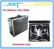Free Shipping FPV aluminum case hm box outdoor protection flying fairy for Drone RC Hexacopter Walkera Tali H500 camera RTF 2014