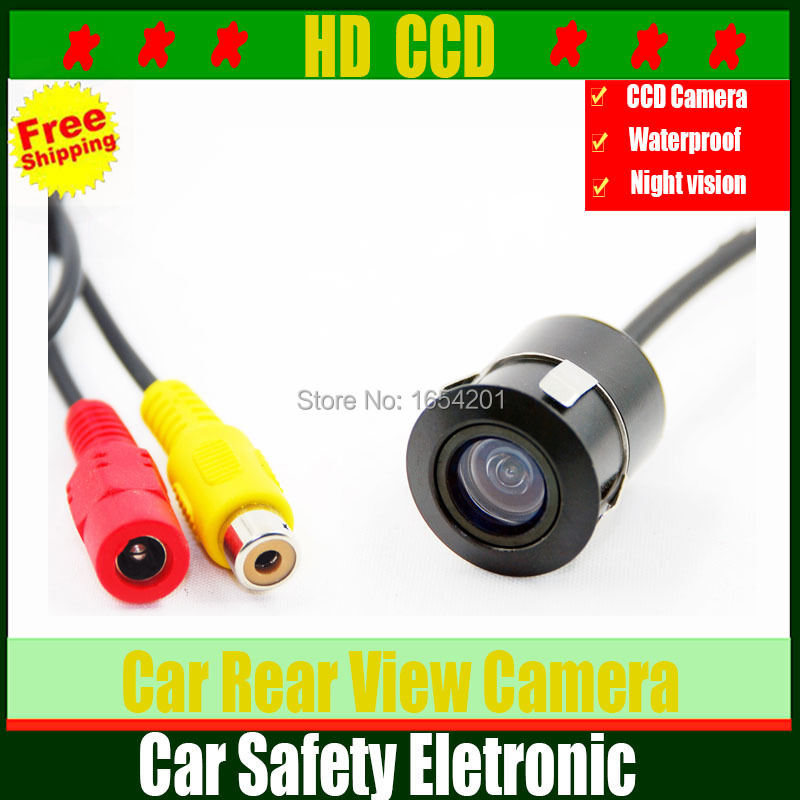 HD CCD car parking camera rear view camera,backup reverse rear camera with 18.5mm drill,rear car camera form with wide angle   <br><br>Aliexpress