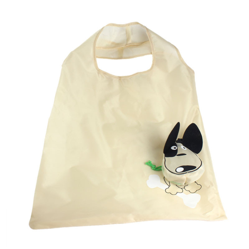 Excellent Quality Eco Friendly Reusable Shopping Bags Grocery Packing Recyclable Bag Fashion Simple Design Tote Handbag