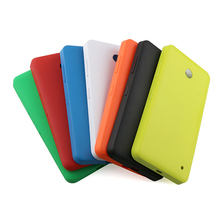 Battery Back door cover case For Nokia lumia 630 replacement back case cover for nokia 630 case(China (Mainland))