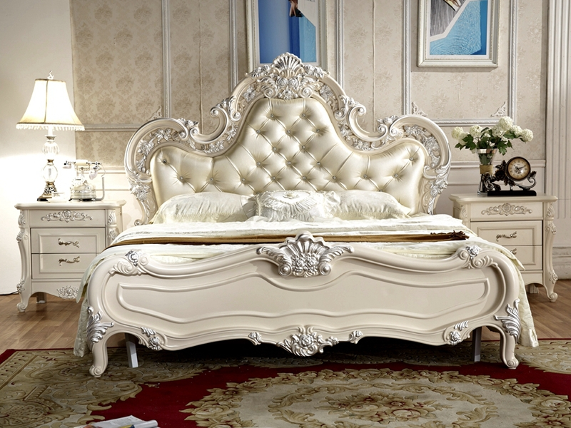 buy antique style french furniture elegant bedroom