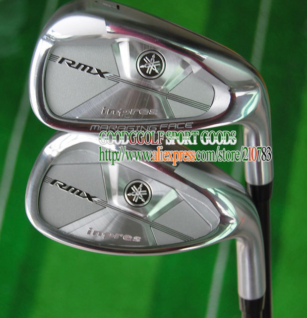 New golf clubs RMX golf irons set 4-9P.A.S with RMX Graphite shafts and Golf headcovers Golf irons clubs EMS Free shipping