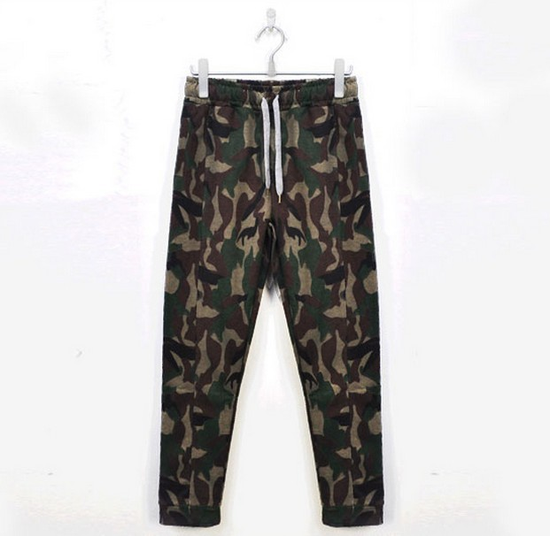 Brilliant 22 New Jogger Pants For Women Camouflage | Sobatapk.com