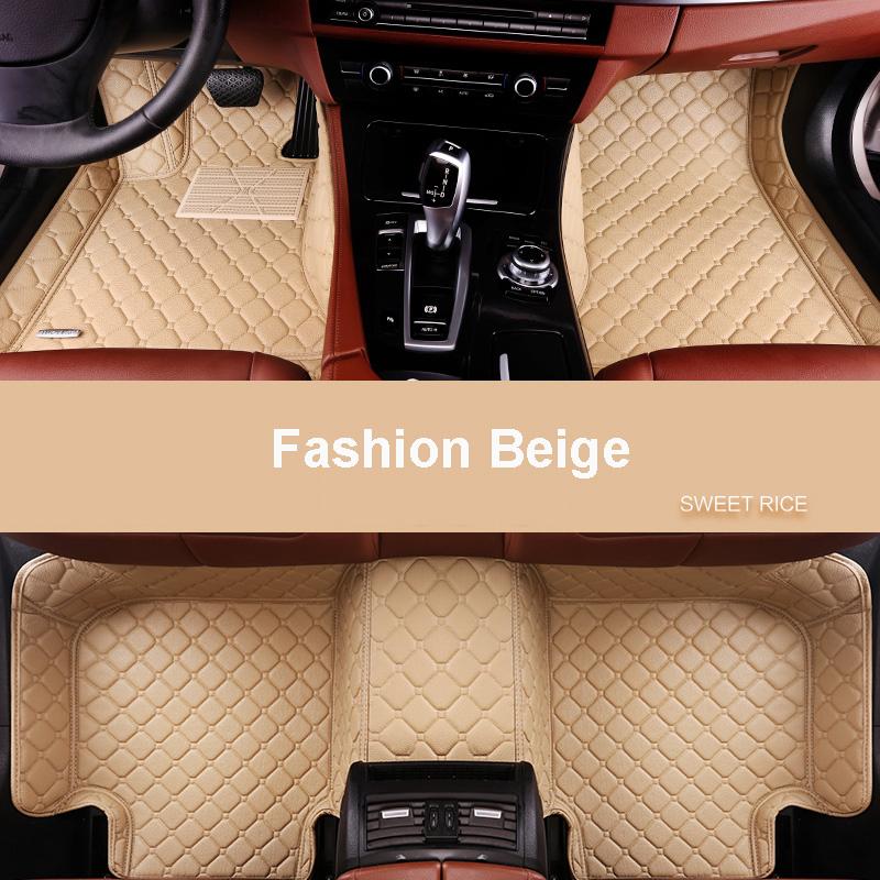 Car Floor Mats Case for Chevrolet Malibu Cruze Aveo Camaro Captiva Spark Lova Epica Sail Customized Car Foot Rugs Auto Carpets(China (Mainland))