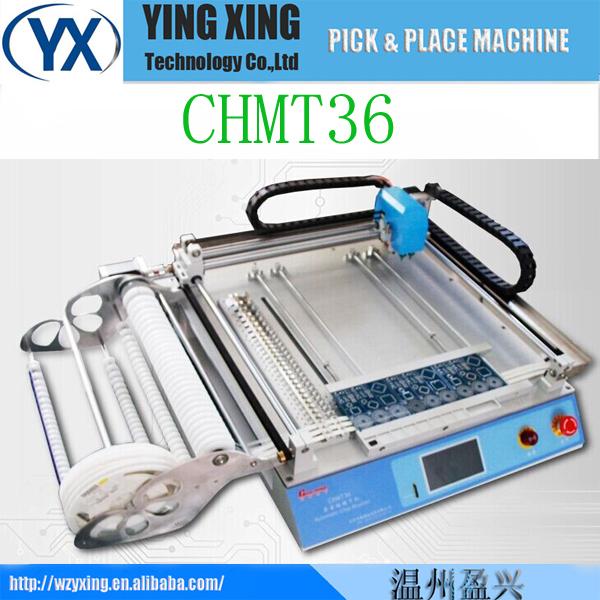 Used SMT Machine,PCB Automatic Machine CHMT36(China (Mainland))