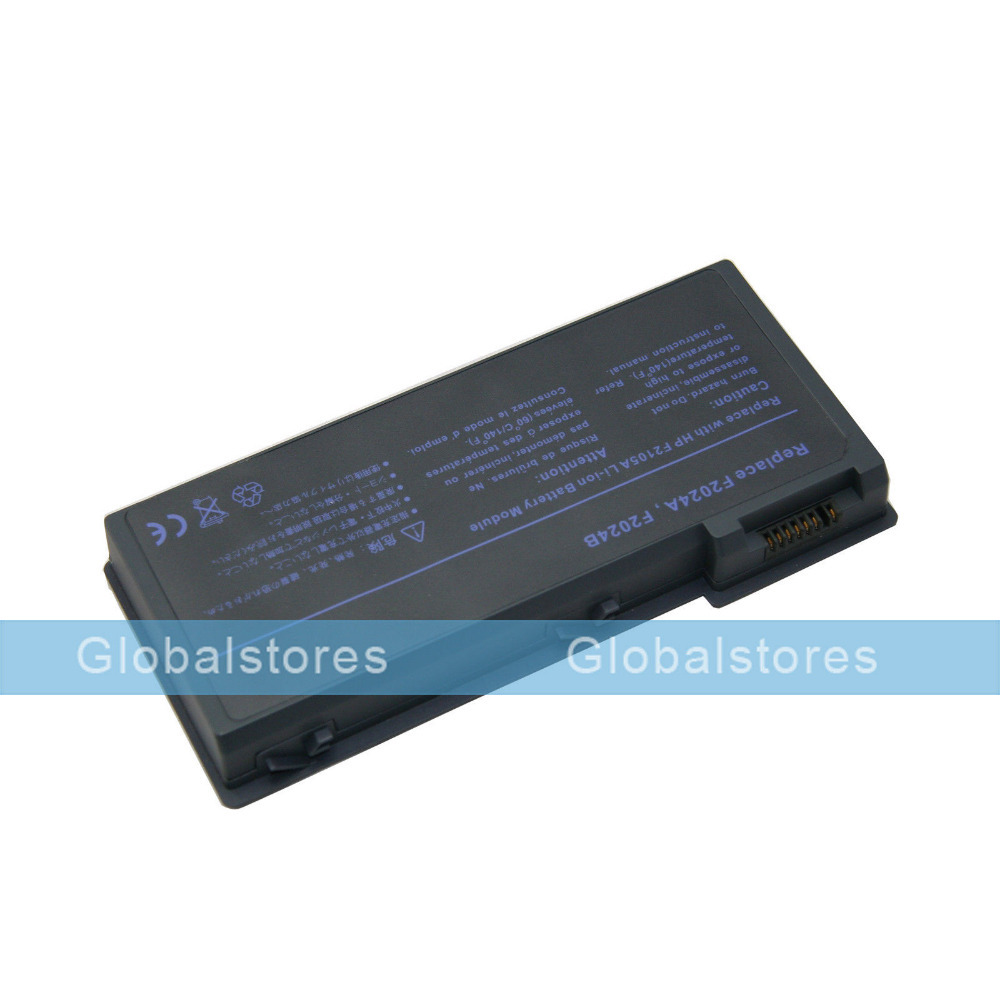 6 cell Battery HP OmniBook XE3 Pavilion n5100 n5200 n5300 n6100 n6300 xh200 F2105A - Global-stores store