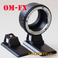Buy OM mount lens adapter ring Tripod Stand Fujifilm fuji FX X X-E2/X-E1/X-Pro1/X-M1/X-A2/X-A1/X-T1 xpro2 camera for $15.50 in AliExpress store