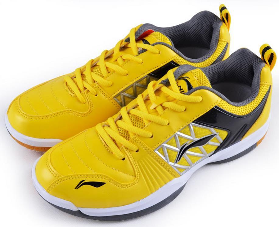 Free shipping fashion men badminton shoes brand badminton War Boots Men sports shoes shock table tennis shoes Size(China (Mainland))