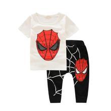 Осень 2017 г. Комплекты одежды для мальчиков Детское пальто куртка + футболка + Брюки для девочек 3 шт. детские спортивные костюмы для маленьких...(China)