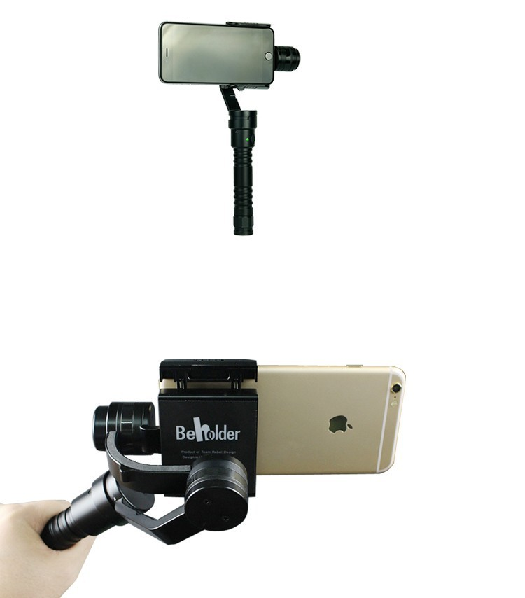 Beholder Smart Phone SP 3 Axle Handheld Gimbal Stabilizer for Smartphone iPhone6 Plus