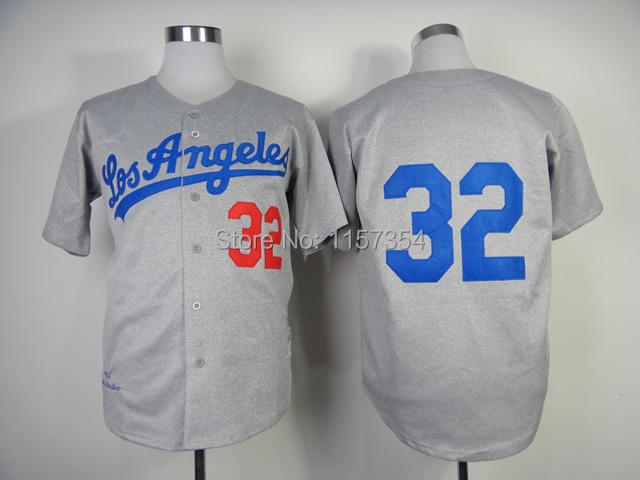 Los Angeles Dodgers Jerseys #32 Koufax ,  : m/xxxl MLB 387 hunter mfg los angeles angels dog collar extra small