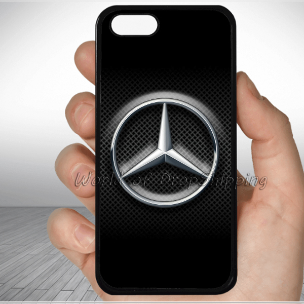 car Mercedes Benz Durable Hard pc Protective Case for iPhone 6 4 5s 5c 6plus touch 4 5 for Samsung s3 s4 s5 s6 mini Note2 3 4(China (Mainland))